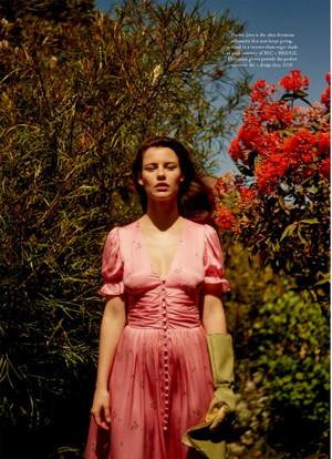 Lily Sullivan - Harper's Bazaar Australia Photoshoot - 2019