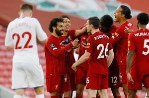 Liverpool FC Win The Premier League 2020 ⚽🏆⚽