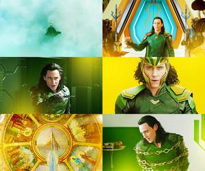Loki ~Thor: Ragnarok (2017)