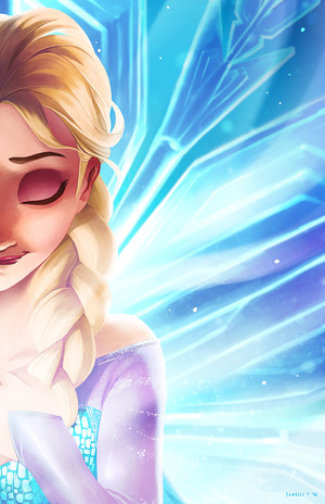 Love will Thaw (Elsa)