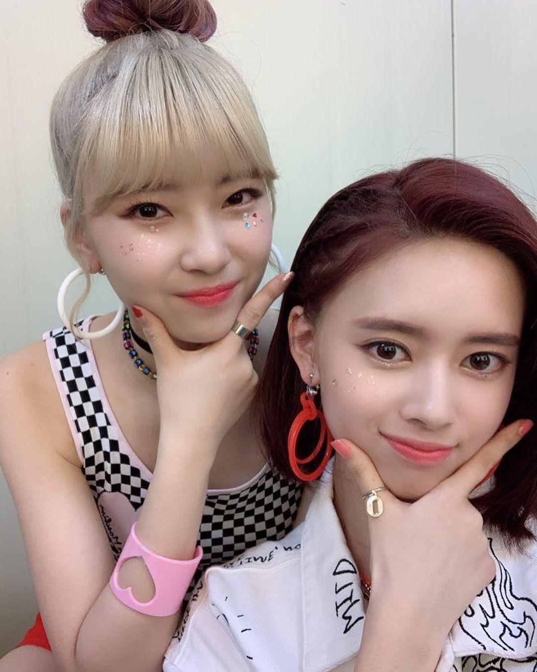 Mayuka and Rima