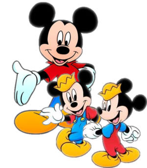 Mickey, Morty and Ferdie