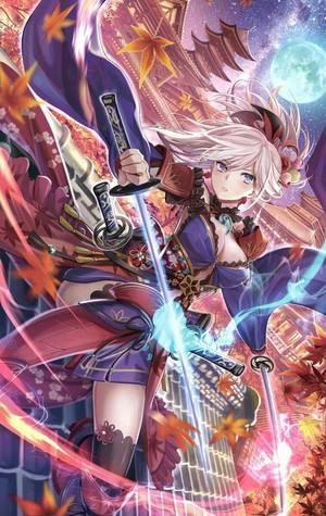 Miyamoto Musashi (FGO)