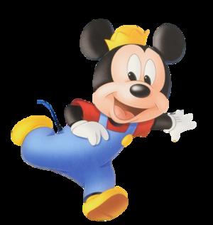 Morty Fieldmouse (Disney Press)