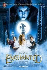 Movie Poster 2007 Disney Film, Enchanted