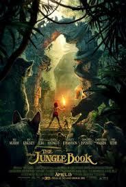 Movie Poster 2016 disney Film, The Jungle Book