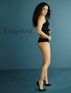 Natalie Martinez - Esquire Photoshoot - 2012