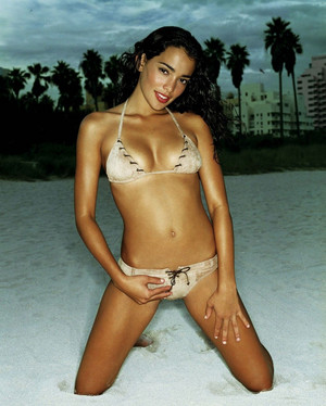 Natalie Martinez - Stuff Photoshoot - 2003