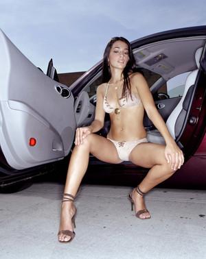 Natalie Martinez - Stuff Photoshoot - 2003