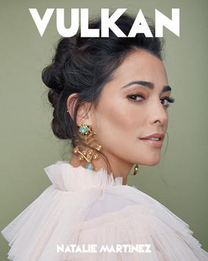 Natalie Martinez - Vulkan Cover - 2019