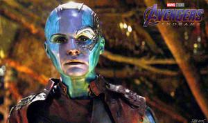 Nebula -Avengers: Endgame (2019)