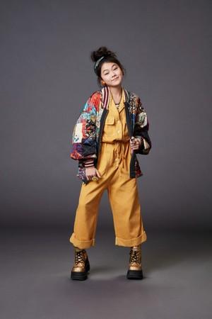 Netflix's The Baby-Sitters Club - Season 1 Portrait - Momona Tamada as Claudia Kishi