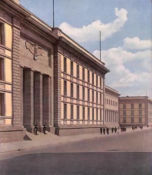 Neue Reichskanzlei in Berlin 1938-1945