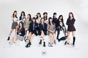 Nizi project - Official photos