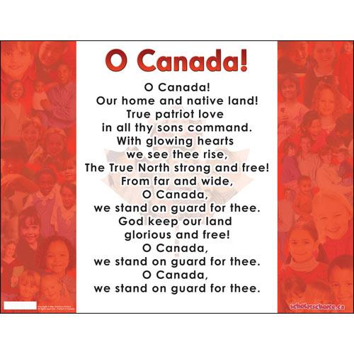 O Canada (Lyrics)