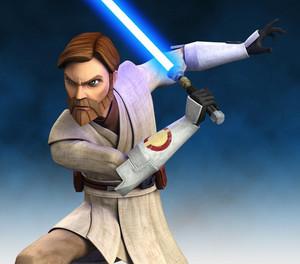 Obi-wan clone wars