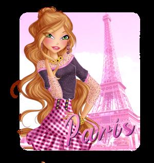 Paris Girl: Flora