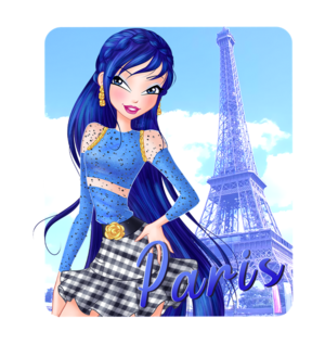 Paris Girl: Musa
