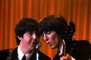 Paul and George 🎵
