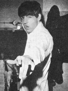 Paul's Inner Elvis! 😄