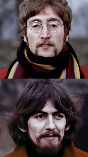 Penny Lane/John and George