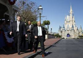 President Barack Obama disney World 2012