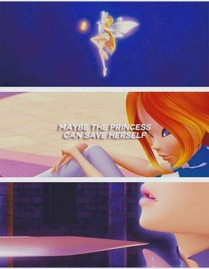 Princess bloom