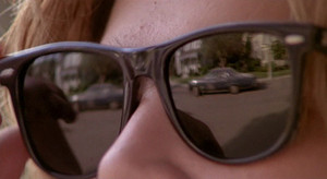 Ricky Butler's shades