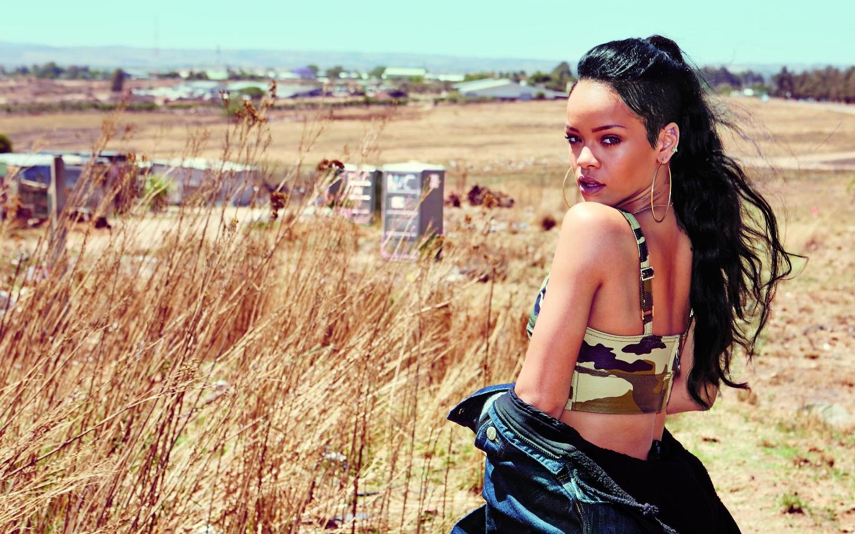 Rihanna Bio Book
