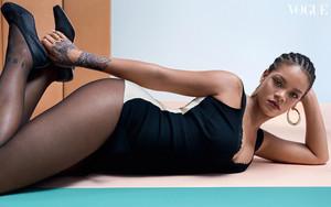 Rihanna Vogue Australia