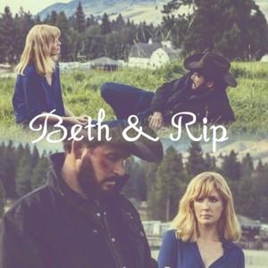 Rip and Beth - Yellowstone