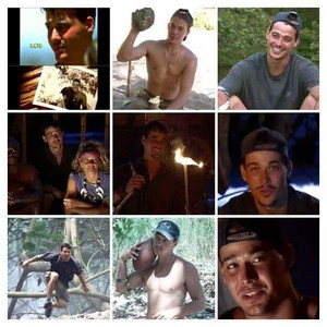 Rob Survivor Marquesas Collage