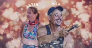 Rob and Amber