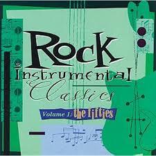 Rock Instrumentals: The 50s