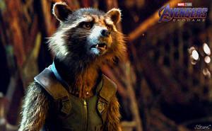 Rocket -Avengers: Endgame (2019)