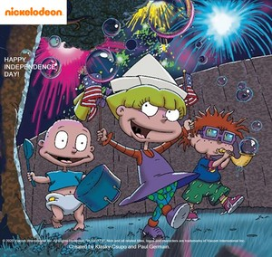 Rugrats Independence Day 2020