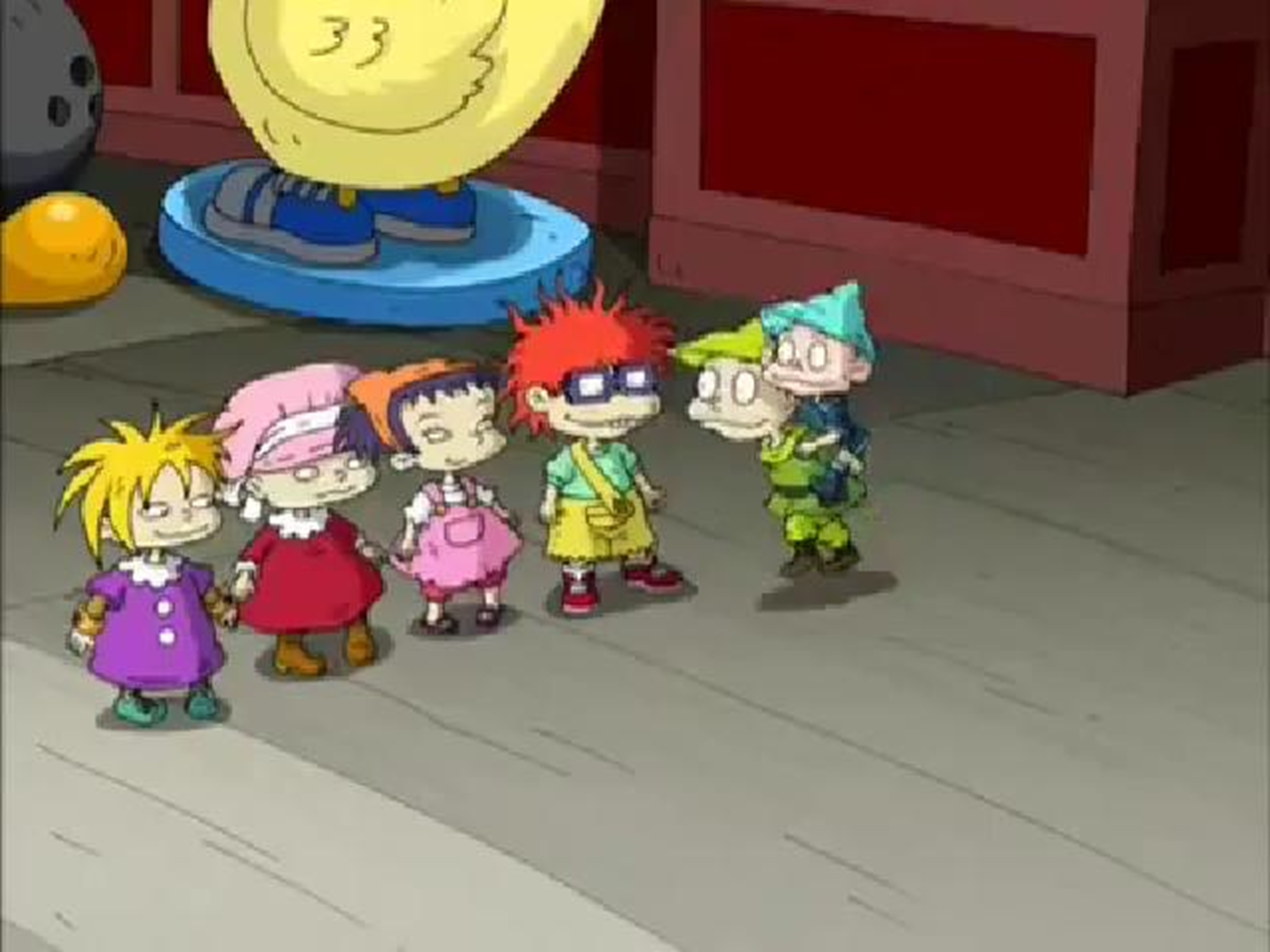 Rugrats Tales from the Crib: Three Jacks and a Beanstalk 1152