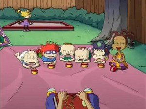 Rugrats Tales from the Crib: Three Jacks and a Beanstalk 14