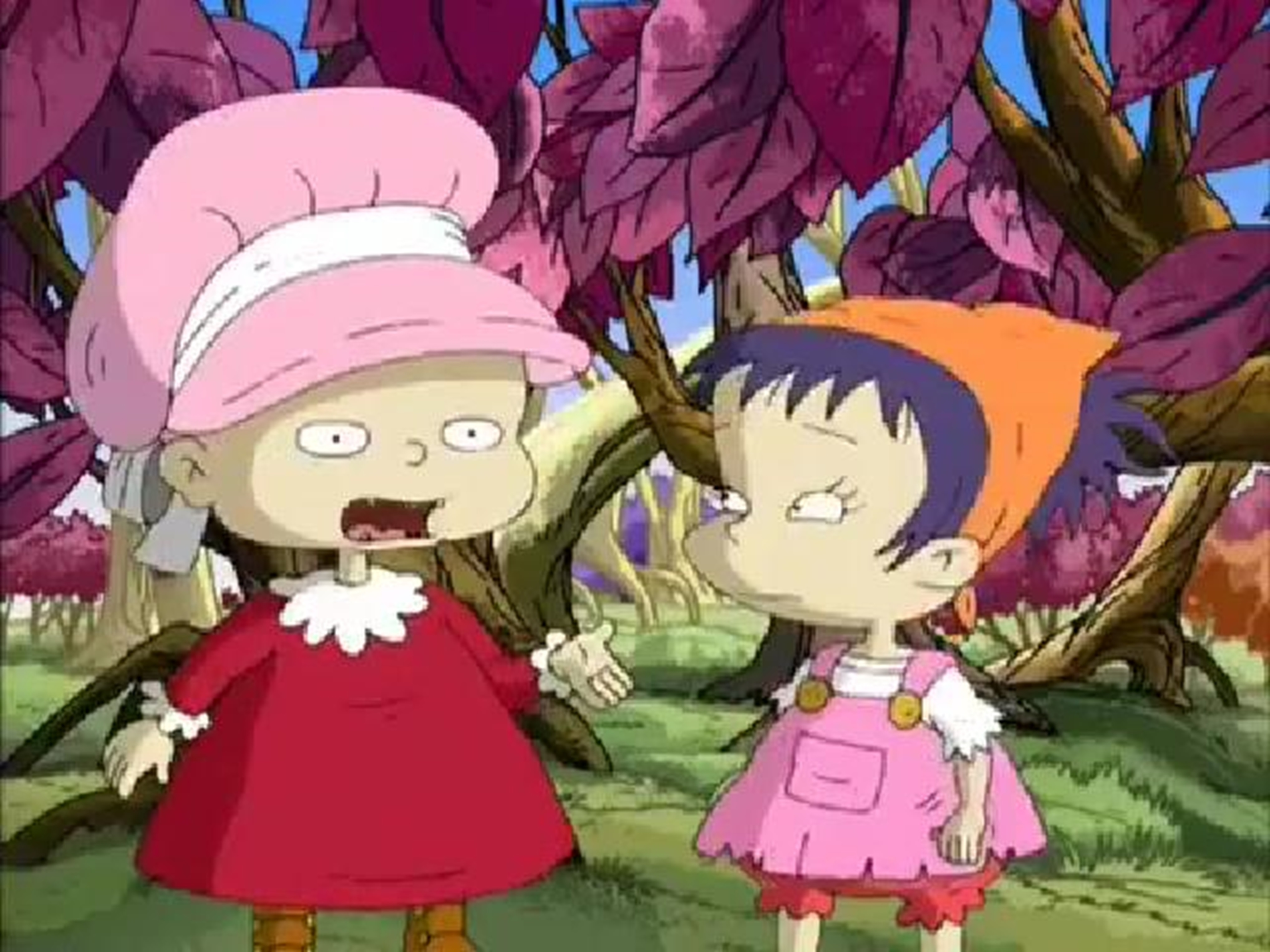 Rugrats Tales from the Crib: Three Jacks and a Beanstalk 1594