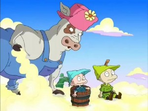 Rugrats Tales from the Crib: Three Jacks and a Beanstalk 700