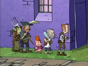 Rugrats Tales from the Crib: Three Jacks and a Beanstalk 706