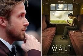 Ryan 거위 새끼, 고 슬링 As Walt 디즈니 Upcoming Film Biopic