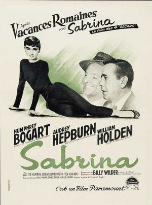 Sabrina Film Poster