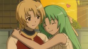 Satoshi and Shion's bond