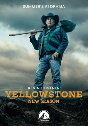 Season 3 Poster - John Dutton