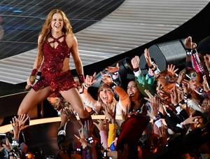 Shakira live at The Super Bowl LIV Halftime Zeigen 2020