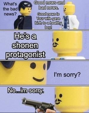 Shonen Protagonist