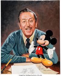 Walt Дисней