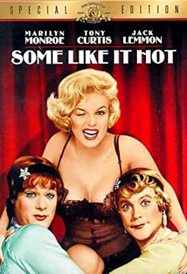 Some Like It Hot on DVD