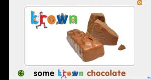 Starfall Brown